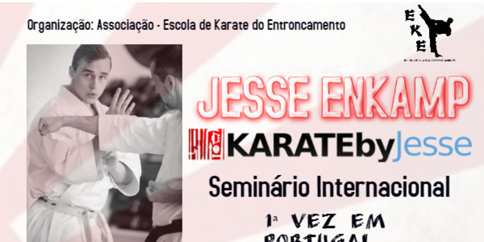International Karate Seminar on 22 and 23 April