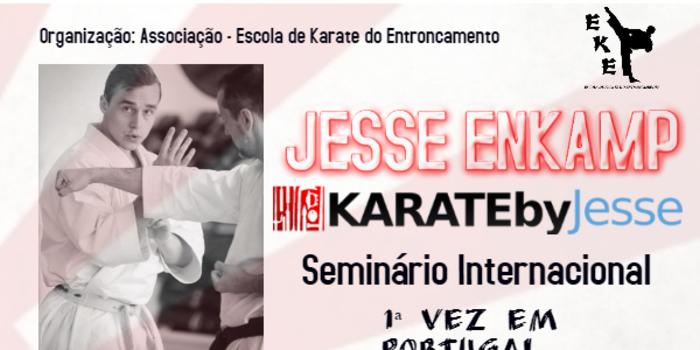 Seminário Internacional de Karaté  dias 22 e 23 de Abril